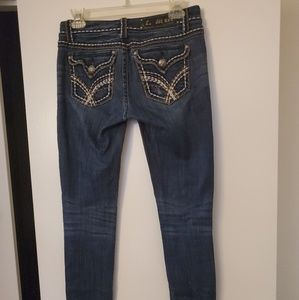 LA idol USA Jeans discontinued